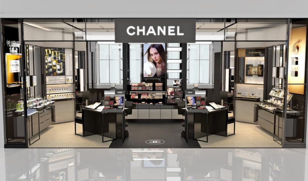 ca685b837d77 CHANEL unveils it custom designed Fragrance   Beauty boutique on ...