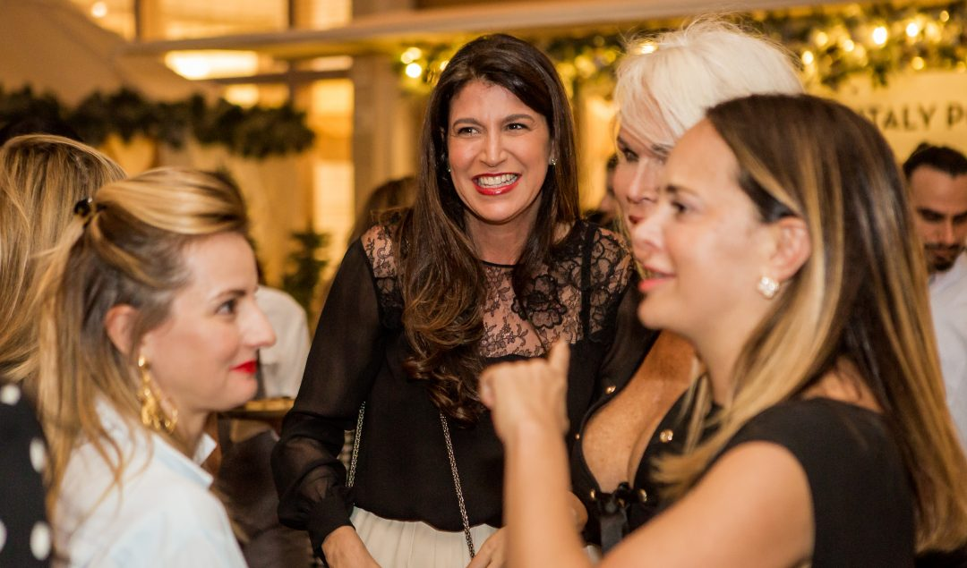 Beauty Made in Italy Holiday Pop-Up in Miami | The Beauty